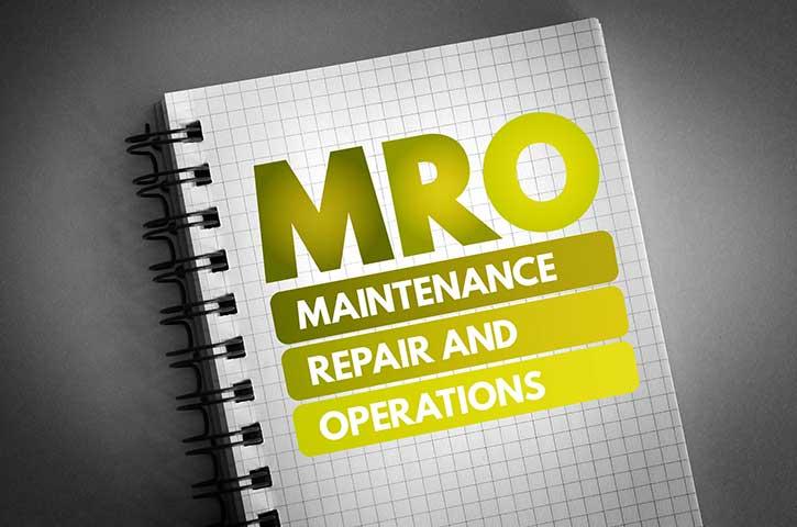 MRO Maintenance, repair and operations